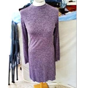 NWT Purple Tunic Top